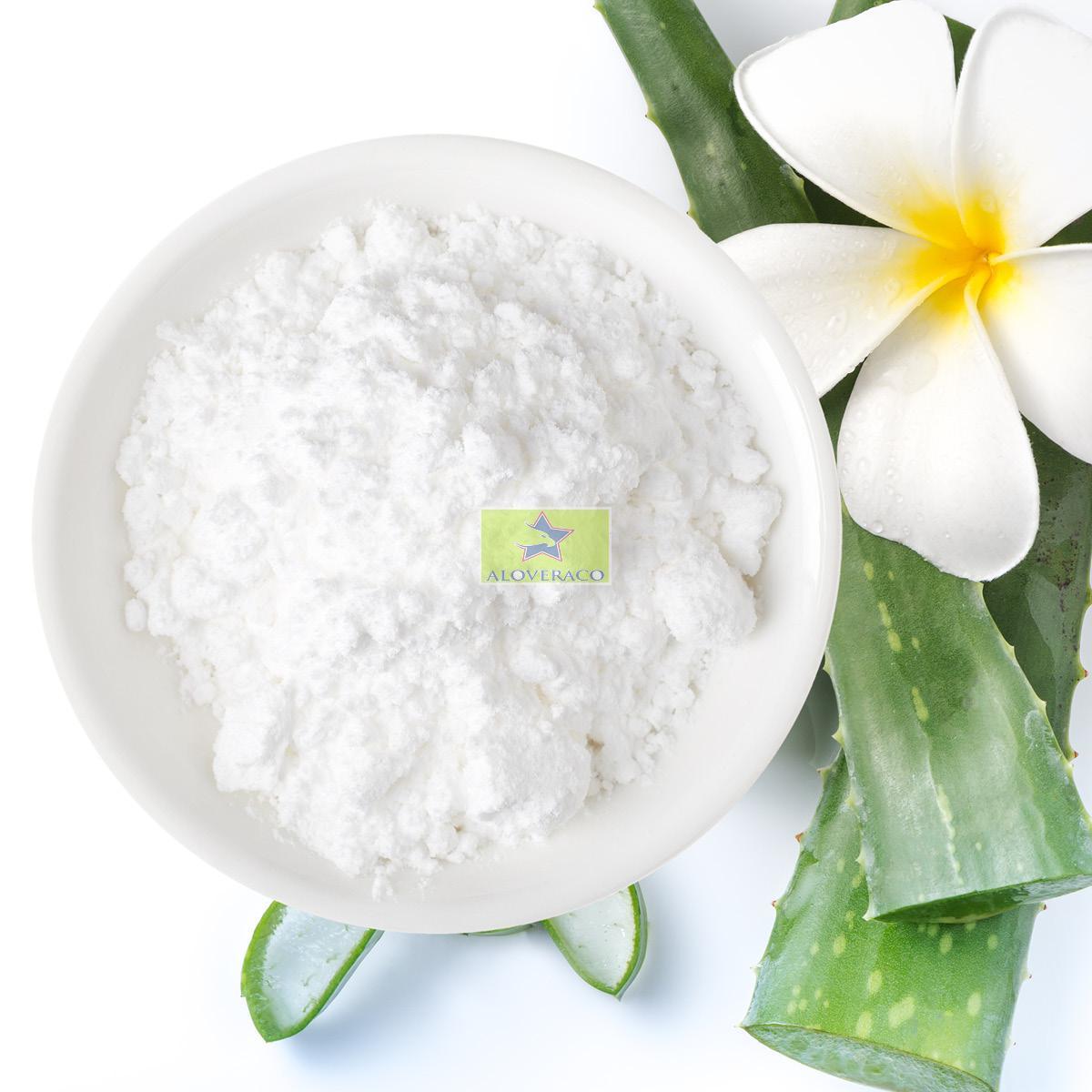 پودر سفید آلوورا